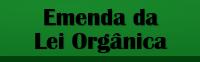 Emendas da Lei Orgânica