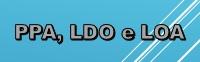 PPA - LDO - LOA, Lagoa da Confusão/TO